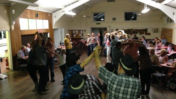 Barn Dance Band in Kent